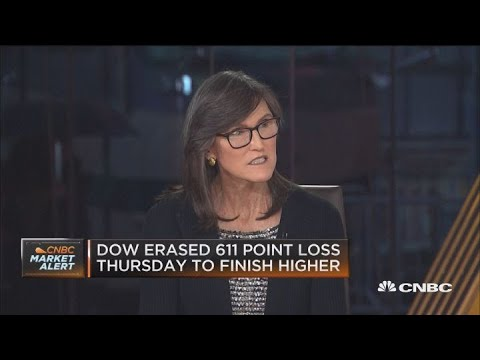 Watch CNBC's Full Interview With Cathie Wood