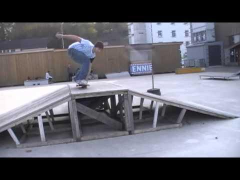 Skateur de Suisse