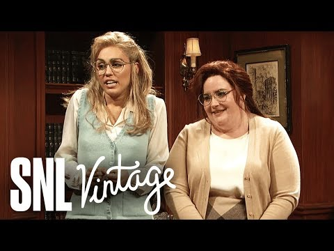 Thumbnail: Cut for Time: Workplace Warriors (Miley Cyrus) - SNL