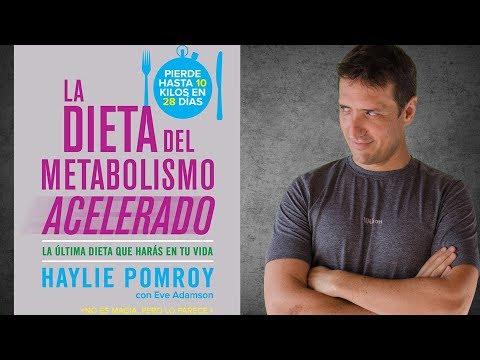 dieta del metabolismo acelerado haylie pomroy menu