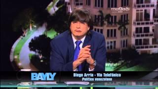Bayly analiza la muerte de Hugo Chávez en un programa especial. Segunda parte