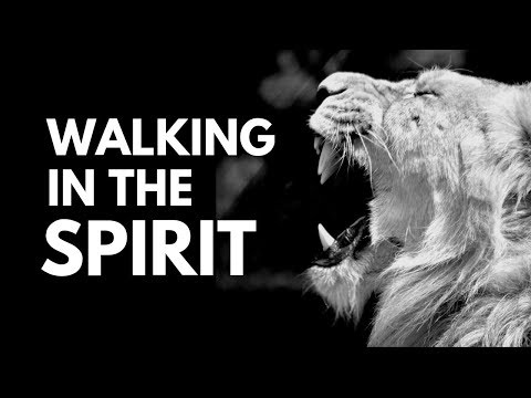 One Day at a Time   Walking in the Spirit