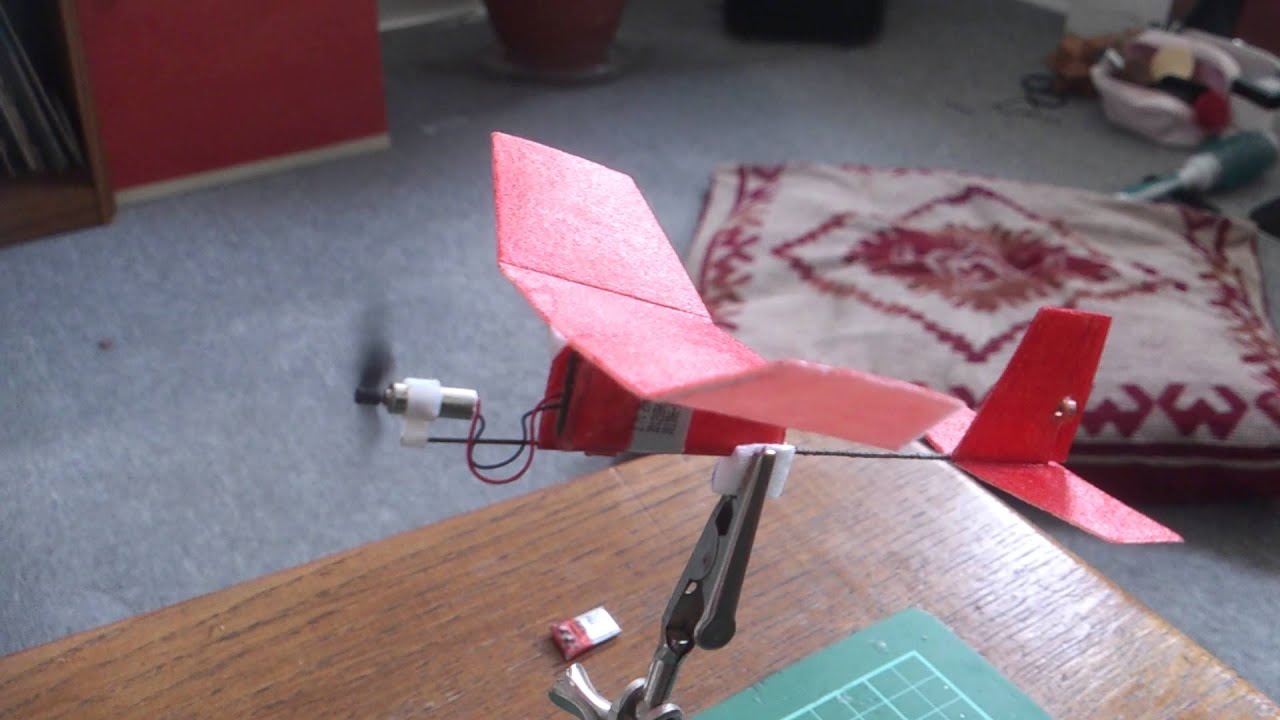 How To Build A Small Airplane Engine