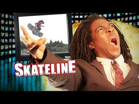 SKATELINE - Rowan Zorilla Pro, Kevin Kowalski, Clint Walker, Franky Villani & More