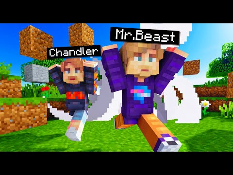 Beating Minecraft But