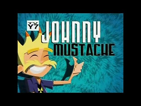 Johnny Test , Johnny Moustache ! Rare Classic Season 3 in HD!!!