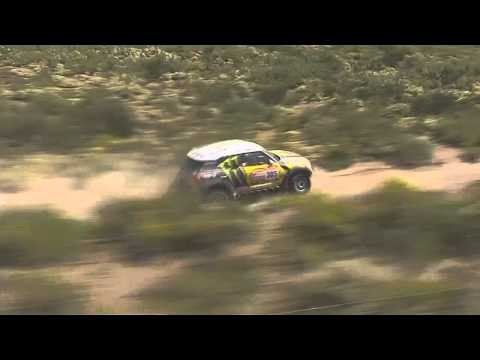 Dakar Day 2 -- Peterhansel Takes The Lead.