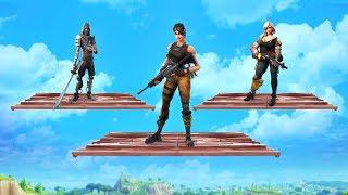 LAST MAN STANDING CHALLENGE (Fortnite Battle Royale)