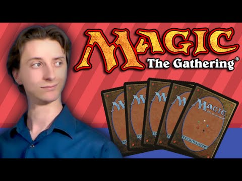 Magic: The Gathering - ProJared from YouTube · Duration:  14 minutes 36 seconds  · 1427000+ views · uploaded on 21/10/2014 · uploaded by ProJared