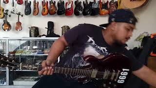 Review Schecter Zacky Vengeance 6661 custom | Avenged Sevenfold | Hand Made in Indonesia