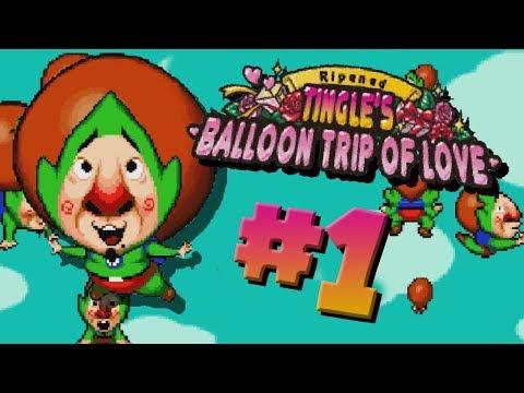 Tingle's Balloon Trip of Love - Part 1