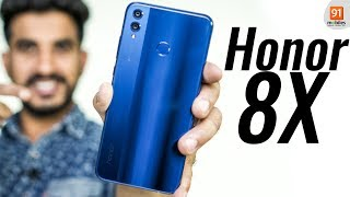 Honor 8X: Overview [Hindi हिन्दी]