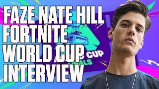 FaZe's Nate Hill: Epic Games should give pros a month to adjust to meta changes | Fortnite World Cup