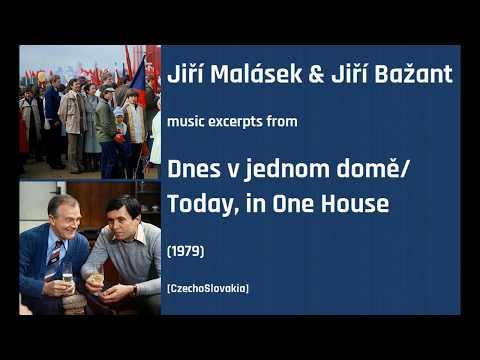 Jiří Malásek & Jiří Bažant: Dnes v jednom domě  Today in One House 1979