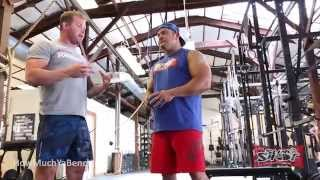 Dr. Kelly Starrett and Mark Bell on Interesting Ways to Use the Hip Circle
