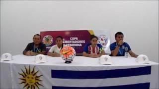 Conferencia de prensa: Limpeño 4 Universitario 0