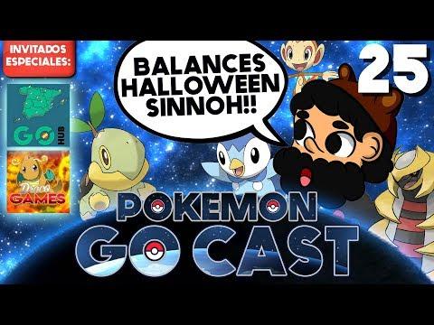 LA INMINENTE 4ta GEN!! con GOHUB ES y DRACO!! | POKEMON GO CAST EP 25 | 8BitCR