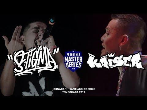 STIGMA vs KAISER - FMS CHILE Jornada 1 OFICIAL - Temporada 2019