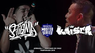 [28.85 MB] STIGMA vs KAISER - FMS CHILE Jornada 1 OFICIAL - Temporada 2019