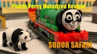 ThomasandFriends Sodor Safari Panda Percy