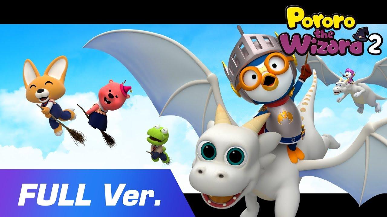 Download 🌟 Pororo the Wizard 2 FULL MOVIE l Halloween Movie Show for Kids l Pororo Movie Full Ver.