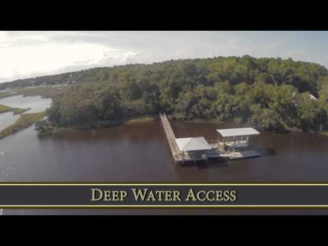 Waterfront Property for Sale in St.Mary's GA 31558
