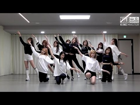 {Dance Mirror} IZ*ONE (아이즈원)  Violeta  (舞蹈鏡面版)