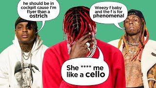 Hip Hop's Most Incorrect Rap Lyrics