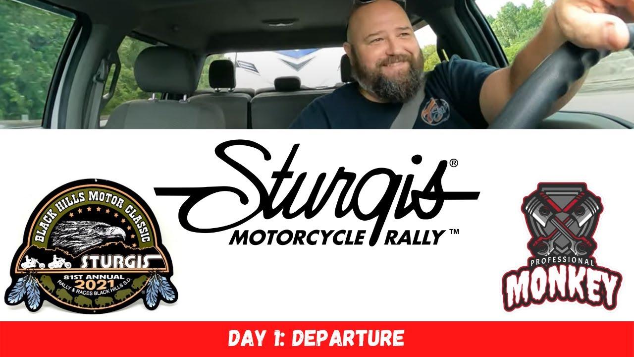 Pro Monkey is rolling to Sturgis!