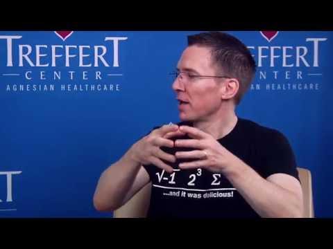 Treffert Center: A Conversation with Jason Padgett