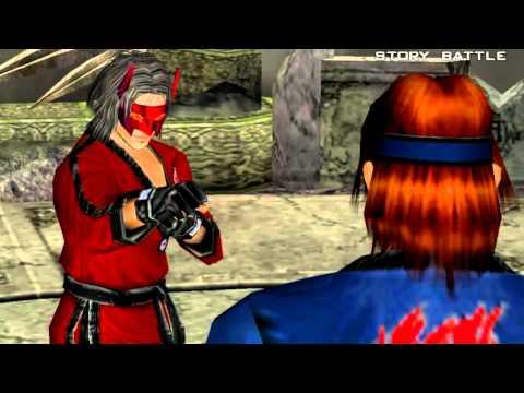 Tekken 5 Dark Resurrection: Baek Doo San - Interludes