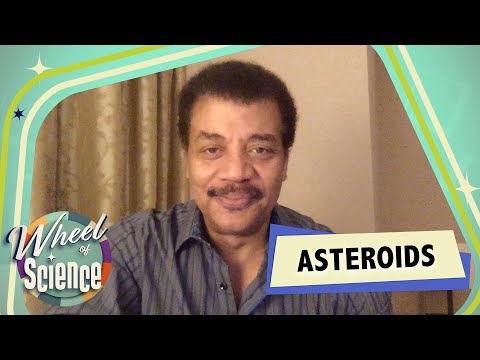 Pipes - Asteroids with Neil deGrasse Tyson