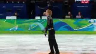 Евгений Плющенко, олимпийская короткая программа_2010.flv