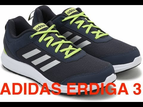 adidas-erdiga-3-m-running-shoes-for-men-(blue)-|-unboxing-|-review