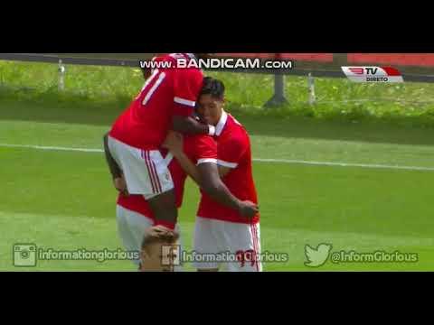 Segunda Liga: SL Benfica 'B' 3-0 FC Porto 'B'