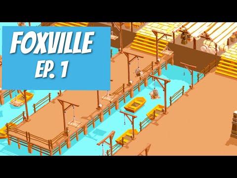 FoxVille Episode 1   the Harbor   Pocket Build collaboration
