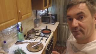 Рассольник с рисом и солеными огурцами! Рецепт приготовить обед классический быстро вкусно видео