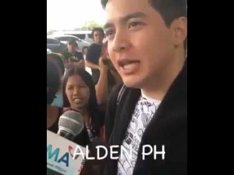 Maine & Alden Babalik sila sa London and Germany for a personal trip at the end of October