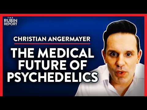 Revealing the Medical Plans for Psychedelics (Pt. 3) | Christian Angermayer | TECH | Rubin Report