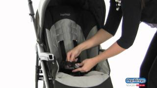 2011 Stroller - Peg Perego Pliko P3 Compact - Official Video