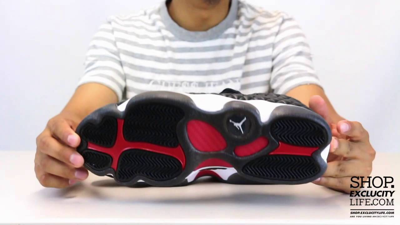 9f0a30bb587252 Jordan Horizon Premium Black Infrared 23 Unboxing Video at Exclucity ...
