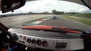 Campionato Italiano Autostoriche - Mugello 2013 Fiat Ritmo 75 Gruppo 2 - part1