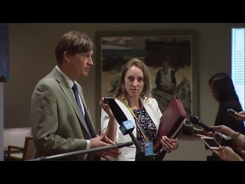 United Kingdom On Yemen, Syria And Other Matters - Media Stakeout (5 July 2018)