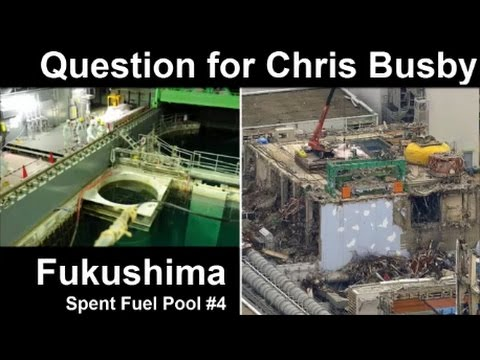 Fukushima Question for Dr. Chris Busby from Dana Durnford