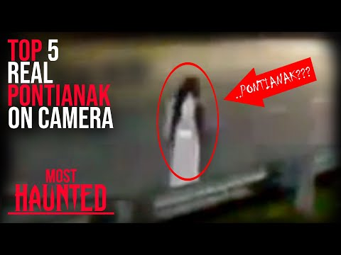 5 REAL PONTIANAK CAUGHT ON CAMERA IN SINGAPORE AND MALAYSIA | Most Haunted With Foxes