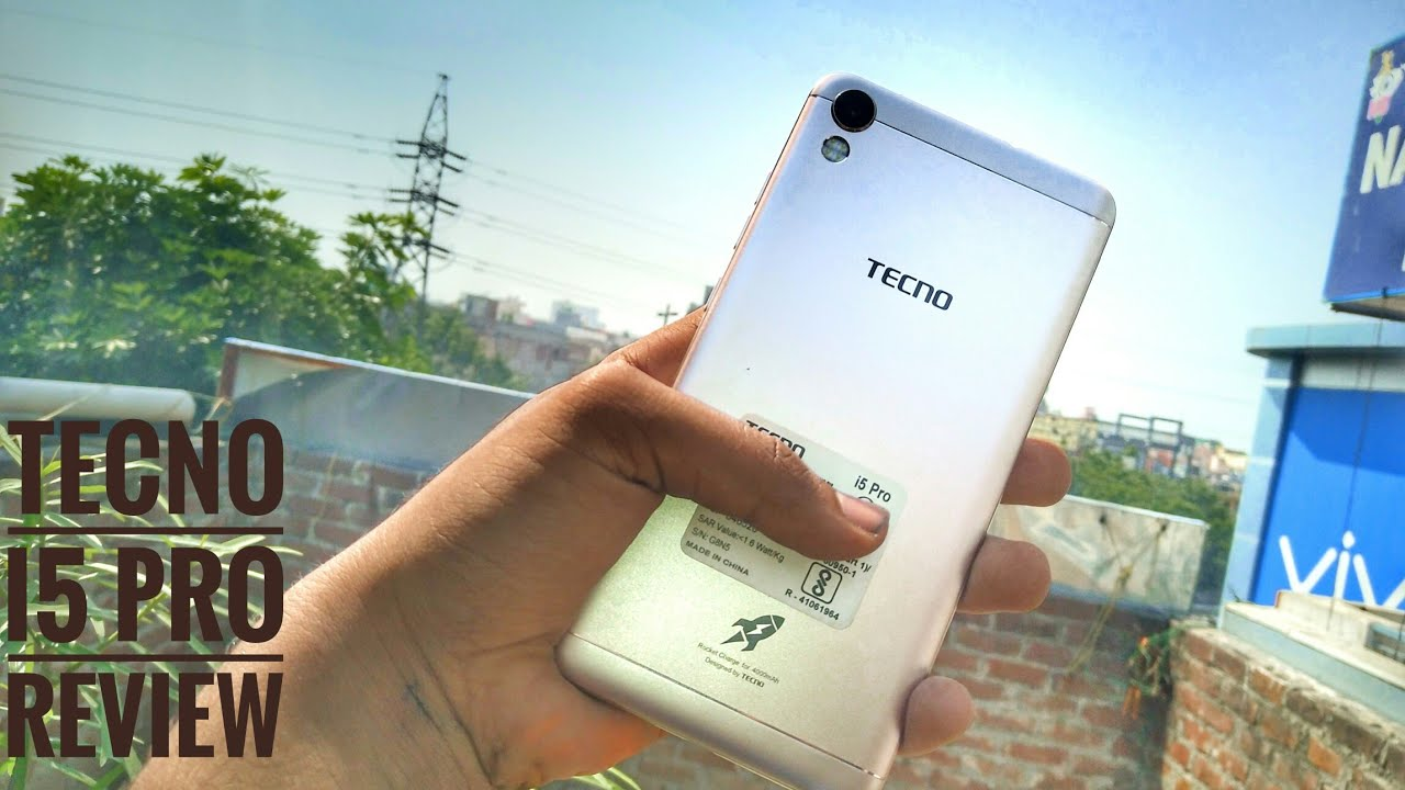 Tecno i5 Pro Best and Premium Device | Hands on Review | Can it beat  Vivo??? (2017)