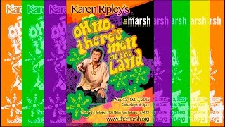 Karen Ripley's Oh No, There's Men on the Land: Trailer Aug. 2015 || The Marsh Berkeley