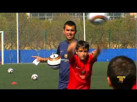 17/05/12 - El II Campus del F.C. Barcelona se celebrará del 22 al 28 de Julio en La Nucía.