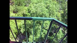 Adventure Zipline in Branson, Missouri