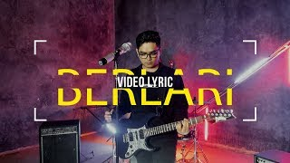 BERLARI - VINIS ft ERKA (official song & lyric video)(vocstudio)